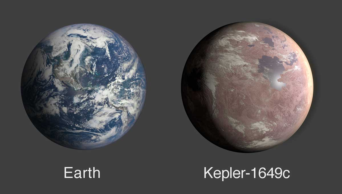NASA: New Earth-Size Habitable Zone Planet Found Hidden in Early Kepler Data