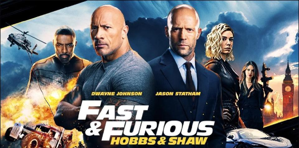Best of Dwayne Johnson Movies in the year 2019