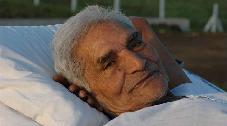 Google Doodle Tribute to Baba Amte Today on his 104th Birth Anniversary