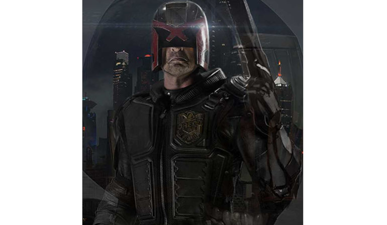 Game-Based series Judge Dredd Mega City by Rebellion is Under Production