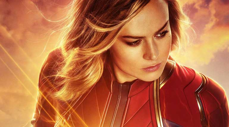 Captain Marvel to Breach 1 Billion Globally and WW Box Office Breakup