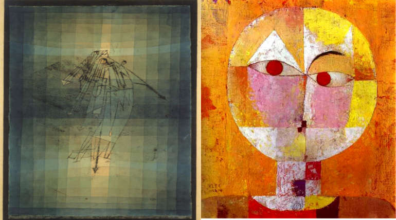 Paul Klee Google Celebrates the 139th anniversary of German - Swiss Artist