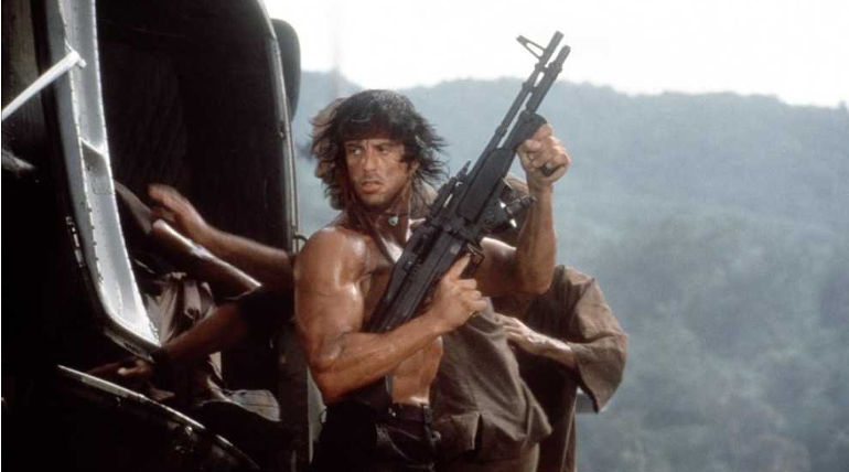 Sylvester Stallones First Blood 4K Ultra HD Version Sets Perfect Mood for Upcoming Rambo 5