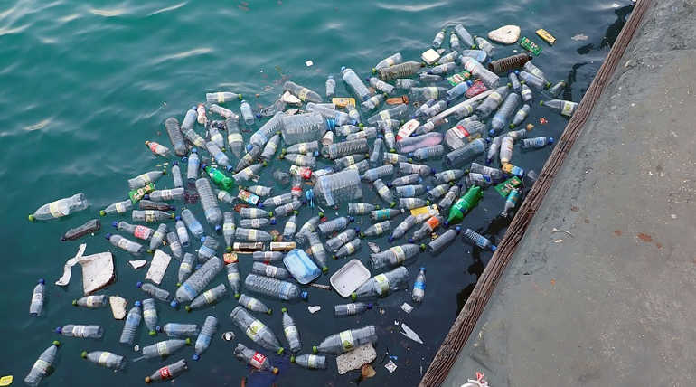 This Is The Worst Plastic Polluted Land Mass On The Earth. Representation Image credit: Monica Volpin