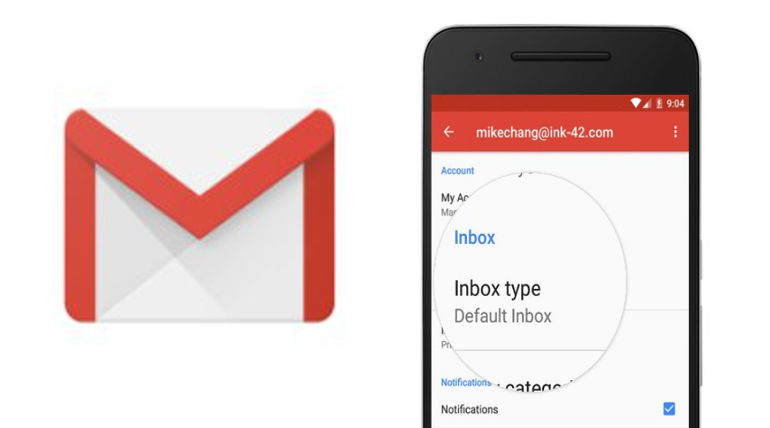 Gmail Redesign Notified As Biggest Update Imagecredit: @gmail