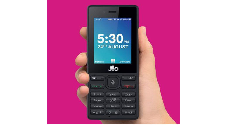 Reliance Jio Sold 40 mn Jio Phones And Holds One Third Of Feature Phones Market In India Imagecredit: Twitter @JioPhoneFanClub