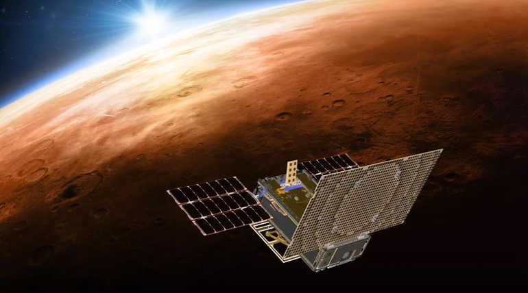 First Interplanetary CubeSats Of NASA Is About To Probe Mars