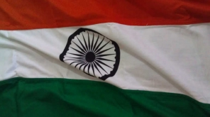 Indian Flag Pulled And Burnt Down Before London Metropolitan Police