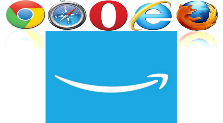 Amazon Launches Web Browser For Android Smartphones Imagecredit: isromar Twitter @amazon