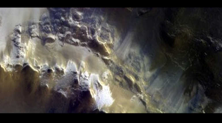 Stuff That Induced Curiosity About Life In Red Planet