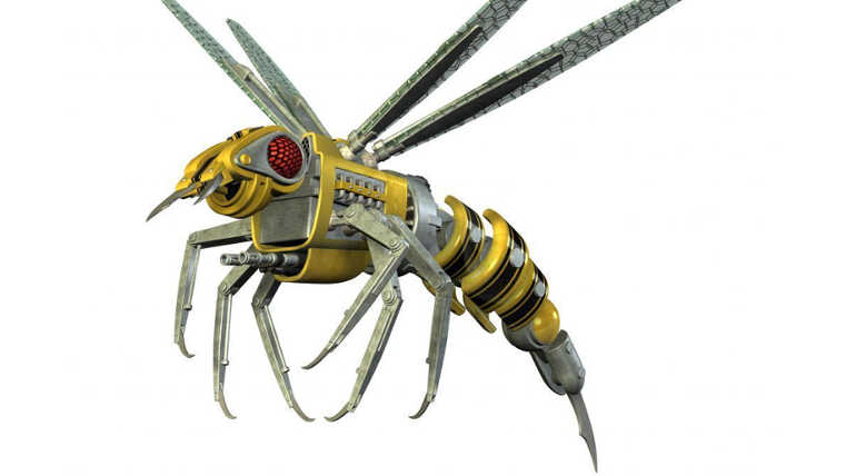 Robot Bees Ready To Fly Over Mars Atmosphere