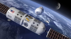 Space Hotel Is Planning To Host Its First Guest In 2022. Image credit: Facebook/Orion Span
