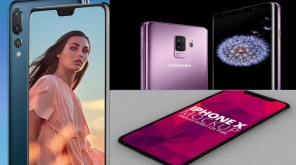 Huawei P20 Pro Compared With Latest Models Of Apple, Samsung And Google
