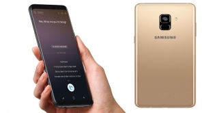 Samsung Galaxy A6 And A6 Plus Have Bixby Virtual Assistant With 24MP Selfie Camera Imagecredit: Samsung