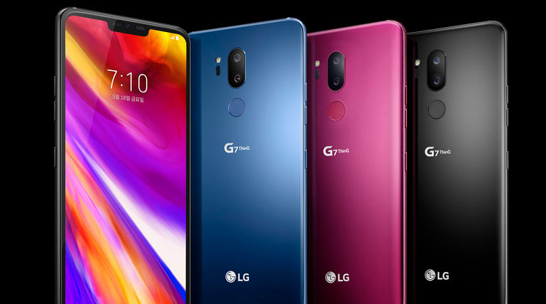 LG G7 ThinQ Arriving US On June While PreOrder Started In UK