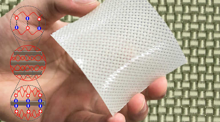 This New Material Is Strong Like A Metal And Flexible Like A Jello. Image Credit:Hakkaido University