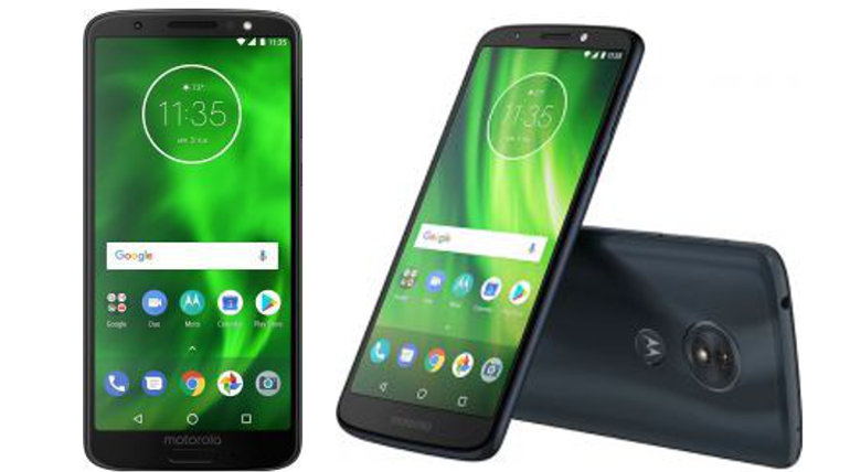 Motorola Confirms Moto G6 Sale On Amazon Exclusive And Moto G6 Play Sale On Flipkart Exclusive On June 4