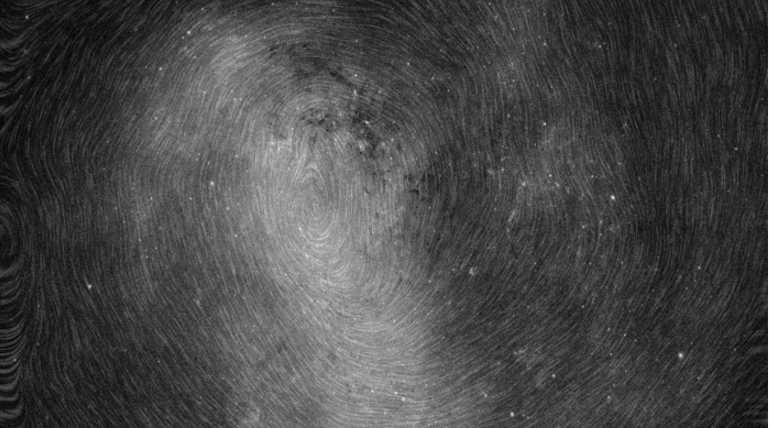 ESA Gaia Satellite Released Image Of The Nearest Dwarf Galaxy. Image credit:ESA