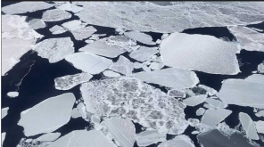 NASA Springtime Survey Of Arctic Sea And GreenLand Ended Imagecredit: Weather Network Digital News