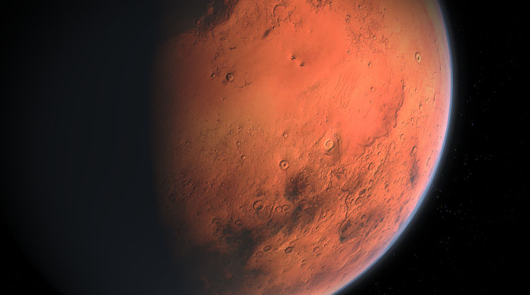 Mars may have Microbial Life Based On Dorset UK And St Oswalds Bay Studies