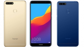 Flipkart Offer Sale On Chinese Smartphone Honor 7A Blue Black And Gold Variants