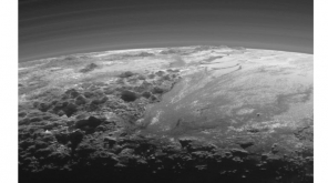 Pluto Landscape Has Frozen Methane Dunes Like Earth Characteristics