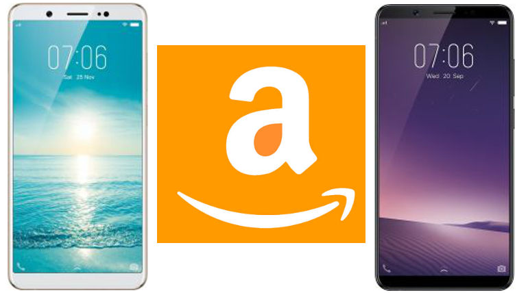 Vivo Amazon Carnival Offers Vivo V9 V7 And V7 Plus At Discount Price