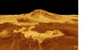 Mountain Waves Make The Change In Venus Speed Of Rotation