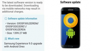 Oreo Update For Samsung Galaxy S7 And S7 Edge In India No More Noughat OS Version