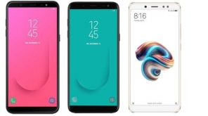 Compare Samsung Galaxy J8 Vs Galaxy J6 Vs Redmi Note 5 Pro Specs And Price