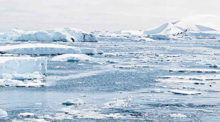 Ice Melting In Antarctica Tripled Since 2007 Than Scientists Expectations