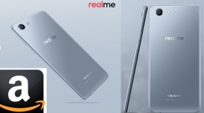 Oppo RealMe 1 Update In Today Amazon Exclusive In India Imagecredit: realme.net