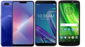 Oppo A3s Vs Asus Zenfone Max Pro M1 Vs Moto G6 Play Specs And Price Compared