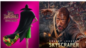 Hollywood Movies This Week : Hotel Transylvania 3 vs Skyscrapper