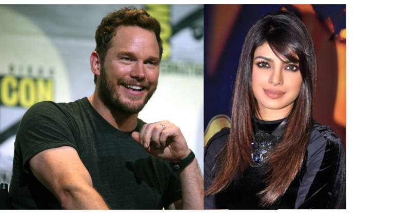 Priyanka Chopra to star with Chris Patt in Universal Studios Project