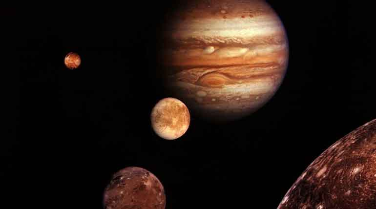Jupiter Has 12 More Tiny Moons. Representation Image. Credit Max Pixel.