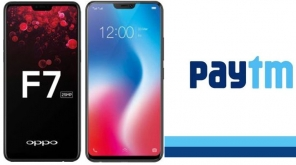 Oppo F7 And Vivo V9 PayTm Discount Offers Up To Rs 10300