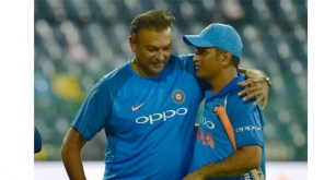 Ravi Shastri Clarifies Dhoni Retirement Rumours; Reason For MSD Taking The Ball