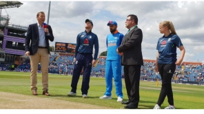 India vs England Pic Credit: @bcci
