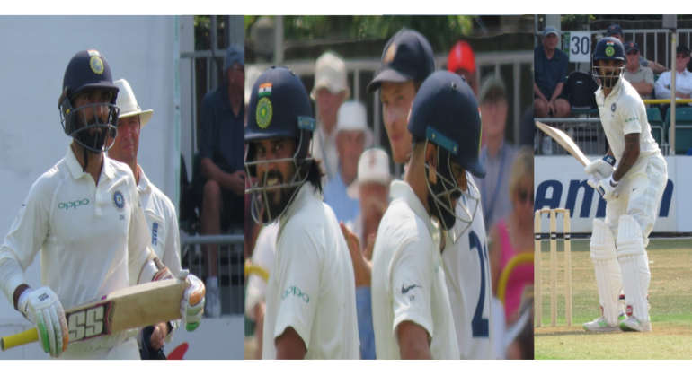 kohli-Vijay Partnership Helped India Comeback; Day 1 Stats Of India Vs Essex