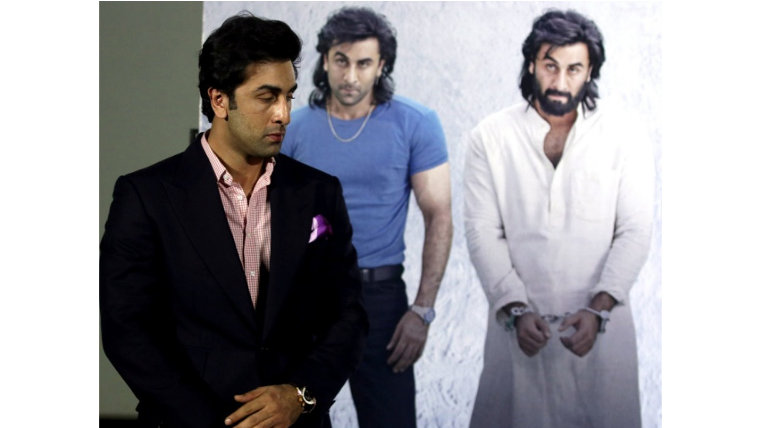 Indian Film Sanju Crosses 7 Million USD Box Office Collection In America Imagecredit: @RanbirKapoorFC