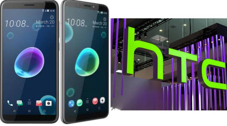 HTC Desire 12 And HTC Desire 12 Plus Amazon Sale Starts In India