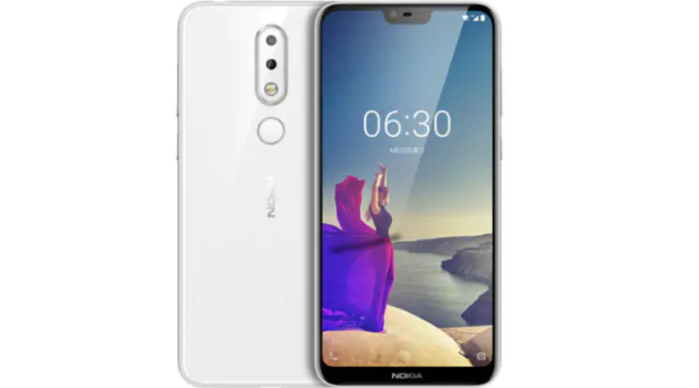 Nokia X6 New Variant Launched Photocredit: JD.com