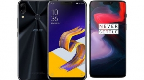 Asus Zenfone 5z And OnePlus 6 Similarities And Variations