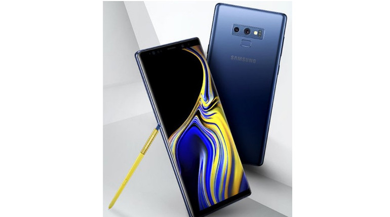 Samsung Galaxy Note 9 With Advanced S Pen Image Leaked In Twitter