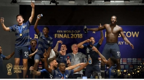 Mbappe, Pogba Shines In Making France Lift Their 2nd Fifa Title Imagecredit: @FIFAWorldCup