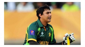 PCB bans Pakistan Batsman Nasir Jamshed from the team for Spot-fixing, Pic credit - @ImAsifNawaz Twitter