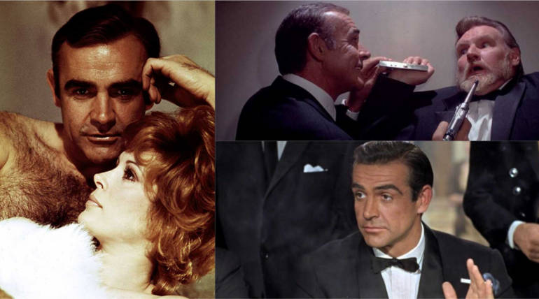 First James Bond Actor Sean Connery turns 88 today: His Award stealing performances , Pic Credit - IMDB