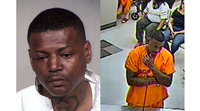Melvin Harris (Source: Maricopa County Sheriff's Office)