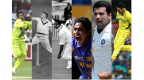 6 Deadly Left Arm Bowlers to be remembered on International Lefthanders Day